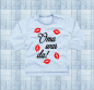 Preview: Baby Sweat-Shirt Oma war da