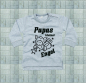 Preview: Baby Sweat-Shirt Papas Engel