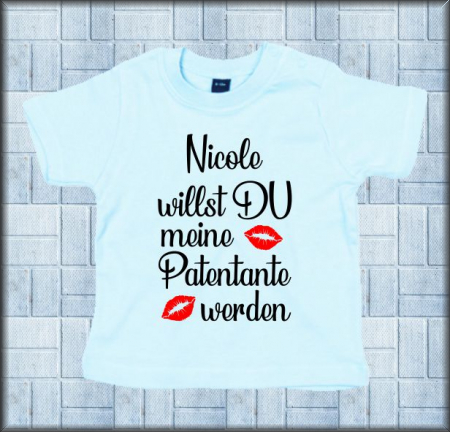 T-Shirt Patentante