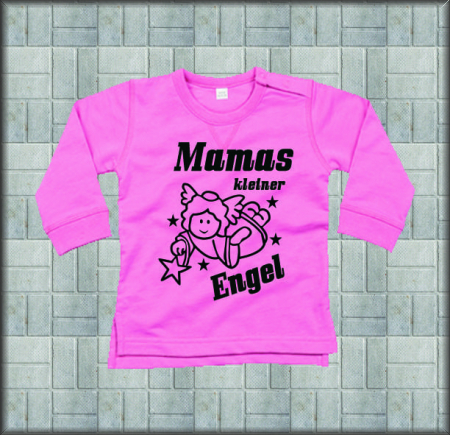 Baby Sweat-Shirt Mamas Engel