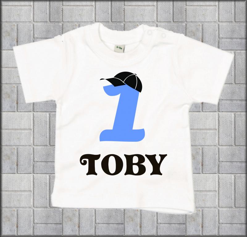 T Shirt 1 Geburtstag